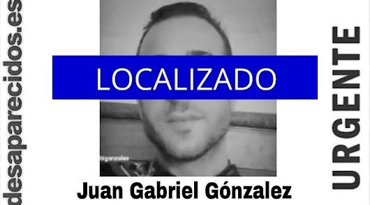 Alerta desactivada: localizan al joven desaparecido en Almería