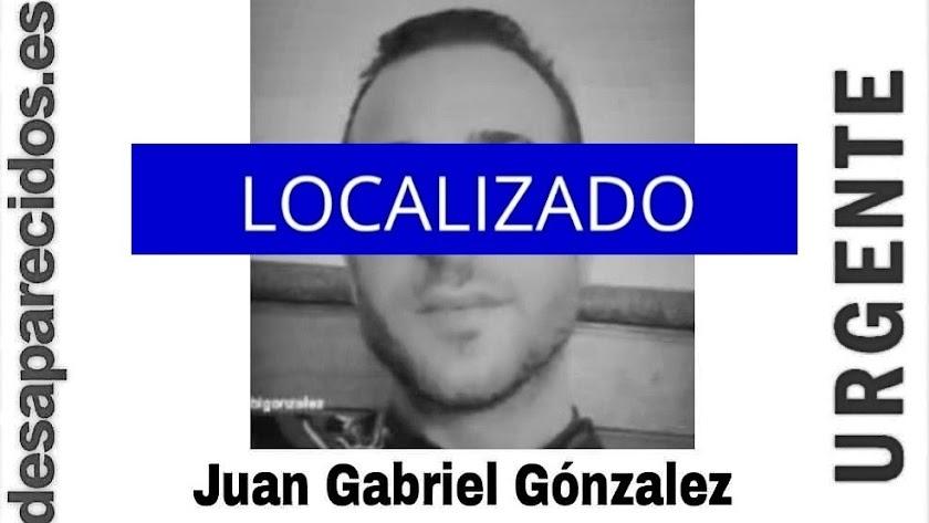 Imagen difundida por SOS Desaparecidos.