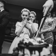 Wedding photographer Natalya Fayzullaeva (Natsmol). Photo of 10.11.2018