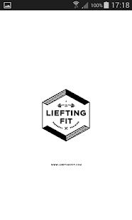 Download LieftingFit For PC Windows and Mac apk screenshot 1