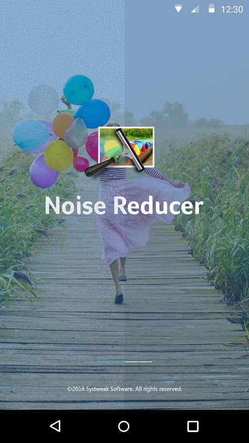 Photo Noise Reducer Pro- screenshot