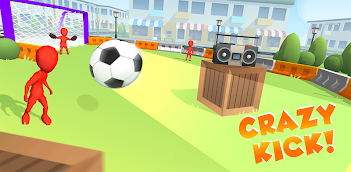 How to Download and Play Crazy Kick! on PC, for free!