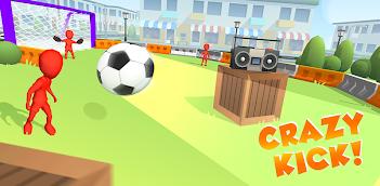 Crazy Kick! kostenlos am PC spielen, so geht es!