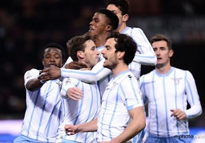 Lazio springt opnieuw over grote rivaal naar tweede plaats