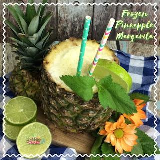 Frozen Pineapple Margarita Recipe