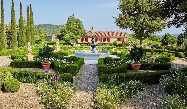 Villa avec piscine Monte San Savino