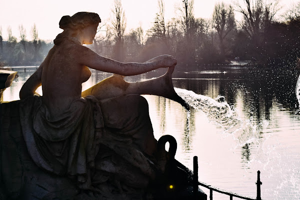 Hyde Park Fontana di Mirea