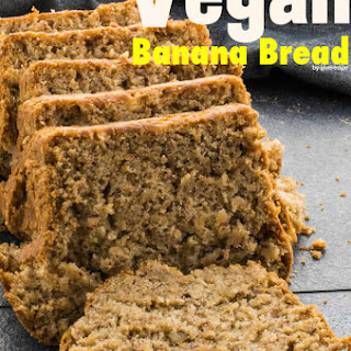 Vegan Banana Bread.
