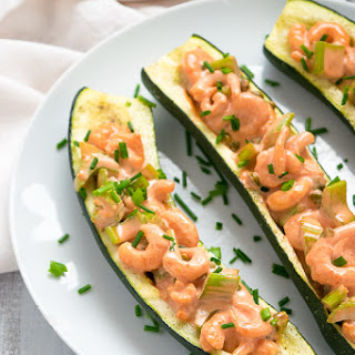 Shrimp Stuffed Zucchini Recipes
