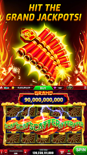Gold Fortune Casinou2122 - Free Vegas Slots 5.3.0.162 screenshots 5