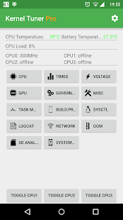 Kernel Tuner **root**- screenshot thumbnail