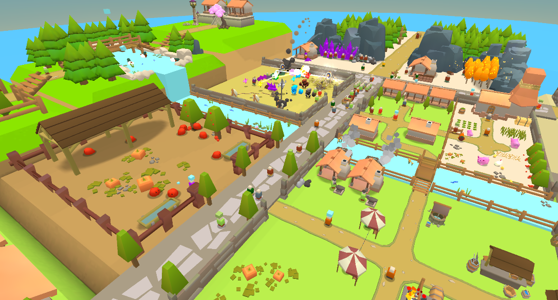Mini Kingdom : Tower Defence- screenshot