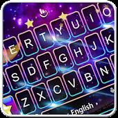 Tải Dream Starry Night Keyboard Theme APK