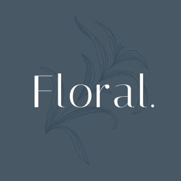 Flora Inc. - Etsy Shop Icon Template