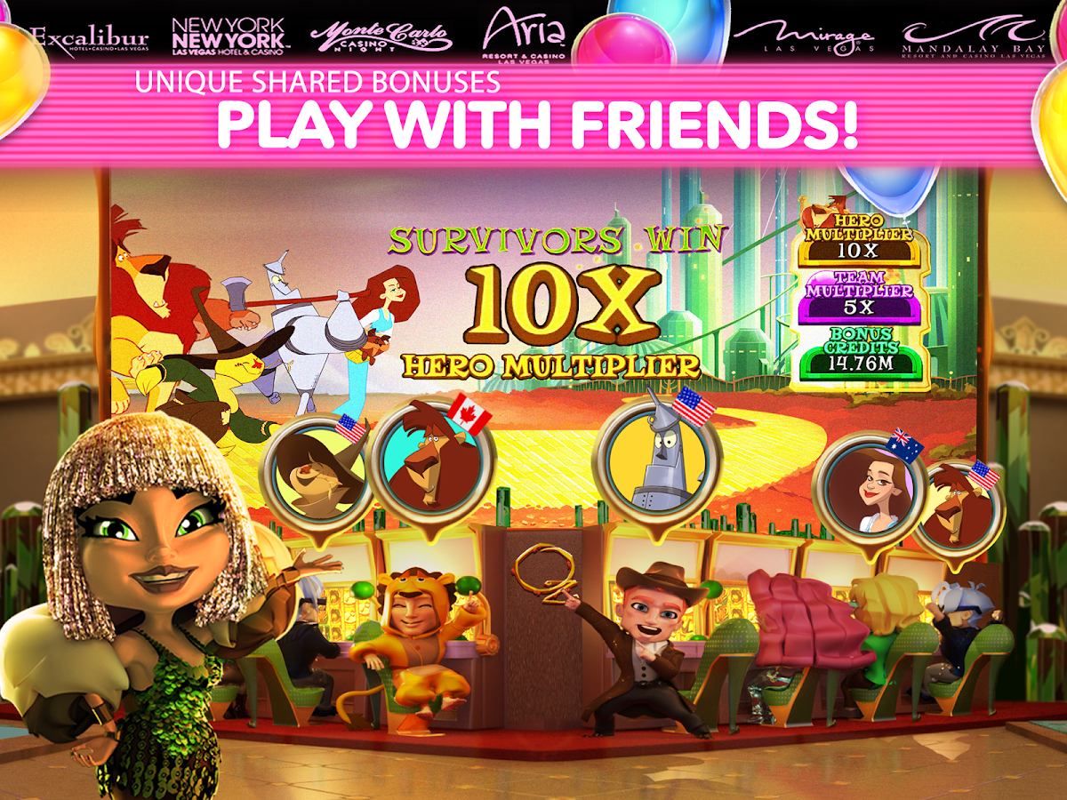 Frutti Friends Slots - Play Free Casino Slots Online