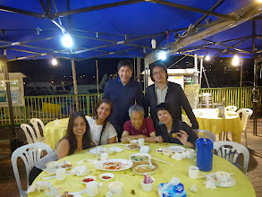 Photo: Dinner in Saigon