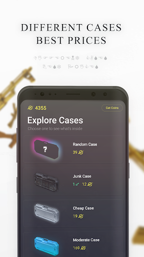 X Cases screenshot
