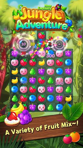 New Fantasy Jungle Adventure: Puzzle World 1.1.6 screenshots 5