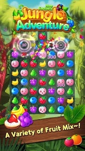 New Fantasy Jungle Adventure: Puzzle World 5