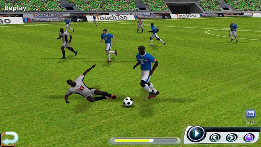 World Soccer League  gameplay | by HackJr.Pw 8