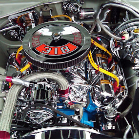 Engine by Andre Salomão Brito Mattos - Products & Objects Technology Objects ( car, 318, engine, auto, dodge, motorsports )