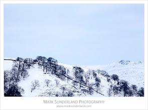 Photo: Winter Sky, Wharfedale, near Burnsall, Yorkshire, England