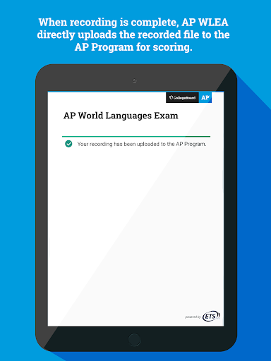 AP World Languages Exam App (AP WLEA) screenshot 7
