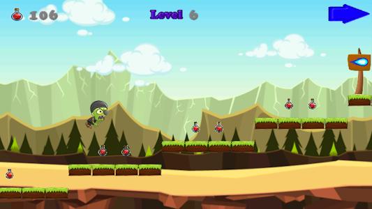 Angry Zombie Run screenshot 5
