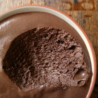 Low-Carb Chocolate Dessert – Less Than 50 Calories Per Portion
