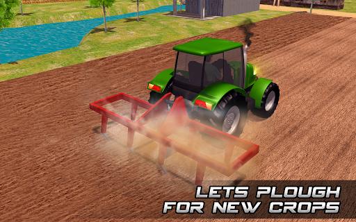 Farming sim 2018 - Tractor driving simulator apkdebit screenshots 10