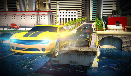 Traffic Racer Free Car Game  screenshots 12