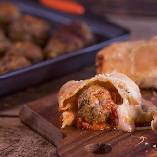 Pizza Cousins Meatball Rolls