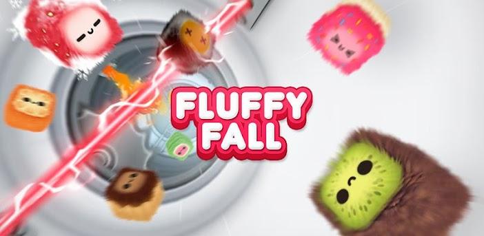Fluffy Fall: Fliege der Gefahr davon!