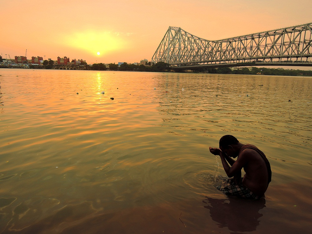 India S Ganges Is Drying Up