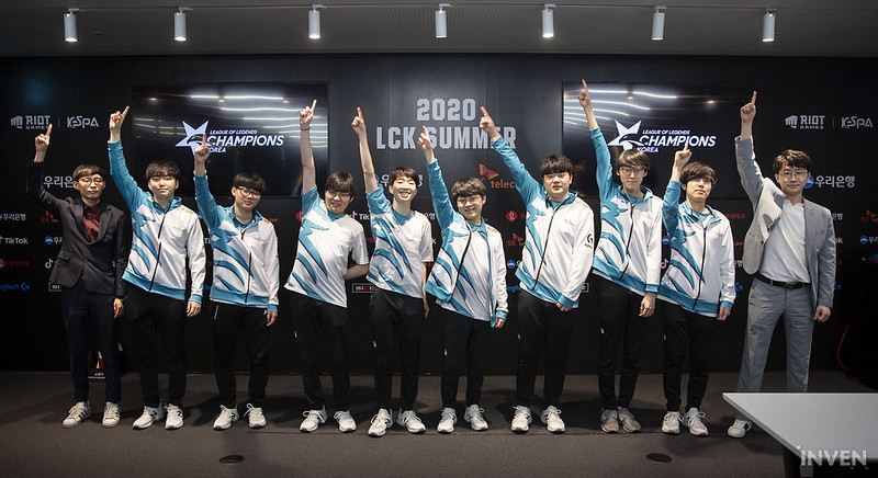 League of Legends: [LCK Finals] DAMWON Gaming sweeps DRX 3-0 to become the  2020 LCK Summer champions and LCK's 1st seed for Worlds - Inven Global