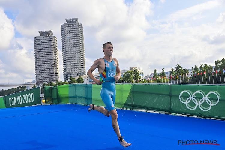 Sterke Marten Van Riel finisht op ondankbare plaats in triatlon en komt nog tikkertje tekort voor olympische medaille