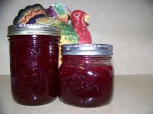 Betty's Nanny's Cranberry Sauce Recipe