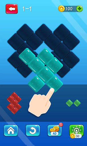 Block Puzzle Classic Gem 0.6 screenshots 7
