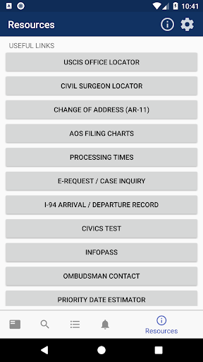 Case Tracker for USCIS - Apps on Google Play