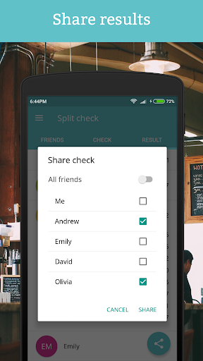 Splity: Photo Split Bill Check
