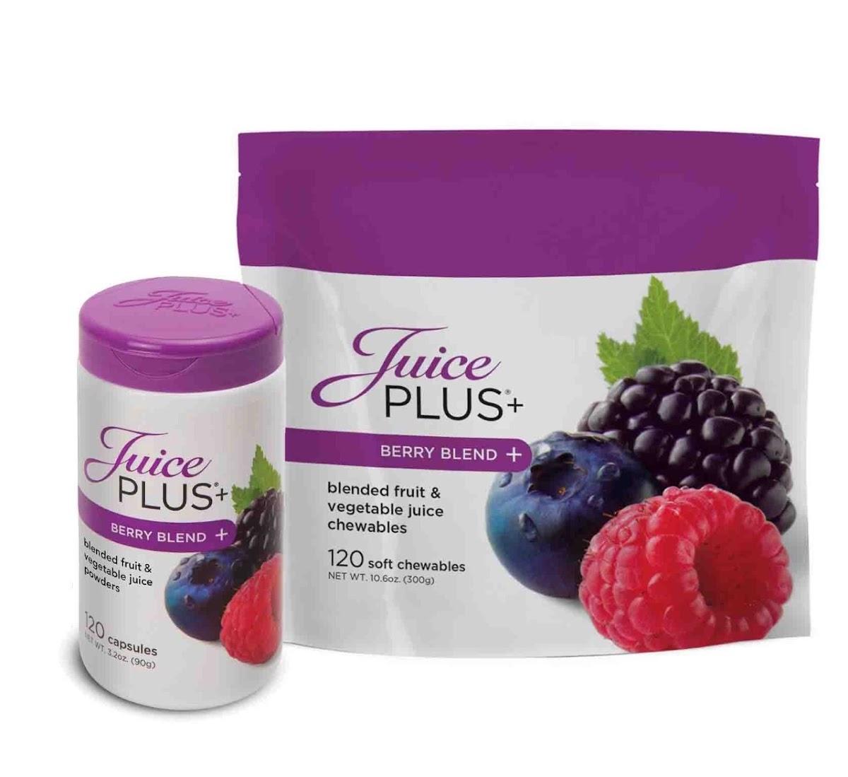 Juice Plus Berry Blend