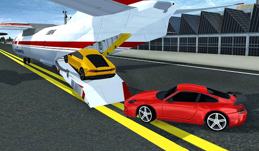 Airplane Car Transport Simulator Drive 1.0 screenshots 15
