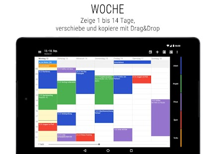 Business Kalender 2 Screenshot