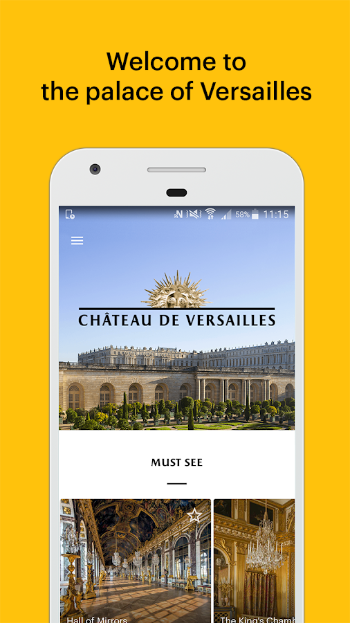 Palace of Versailles- screenshot