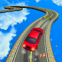 Racing Car Stunts On Impossible Tracks: Free Games icon