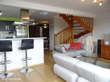 Appartement 4 pièces 95,8 m2