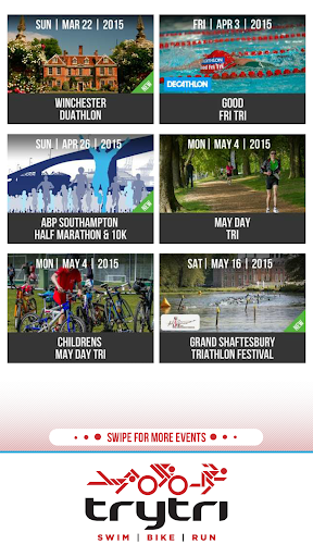 Try Tri Events