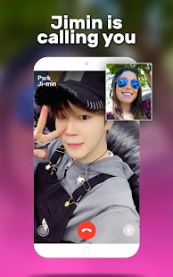 Video Call from BTS Jimin - náhled