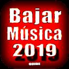 Bajar Música al Celular - Guides Música Mp3 Gratis icon