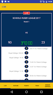 TouchDown - Royal Rugby App- screenshot thumbnail